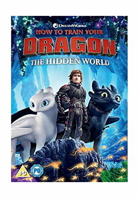 How To Train Your Dragon 3 - The Hidden World (DVD) [New DVD]