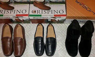 Stock Calzature Uomo Made In Italy