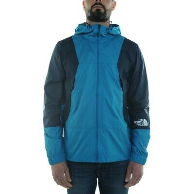 The North Face Mountain Light Windsh Jacket Uomo T93RYS 8EE Crystal Teal