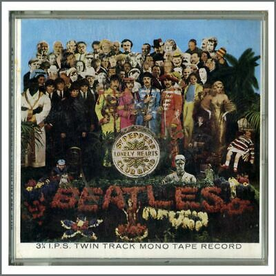 The Beatles 1967 Sgt. Pepper's Lonely Hearts Club Band Reel To Reel Tape (UK)