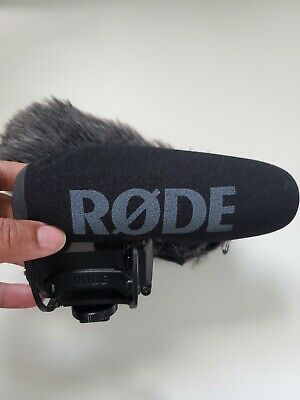 Rode VideoMic Pro+ Pro Plus Shotgun Microphone with Rode DeadCat VMP+