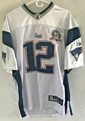 Top NIKE NFL NEW England Patriots #12 Tom Brady On Field Football Jersey