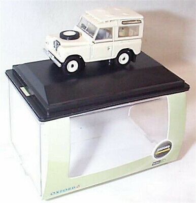 Land Rover Series 2 SW Shell//BP 1:76 Oxford Diecast Model Car
