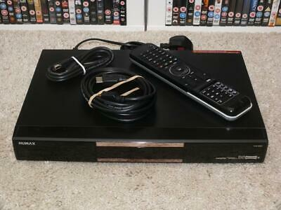 Humax PVR-9300T Freeview Recorder + Remote ~ HDMI ~ 320GB ~ Working Fine (2)