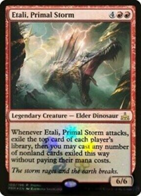 //// Magic the Gathering Treasure Mage //// NM //// Game Day Promos //// engl