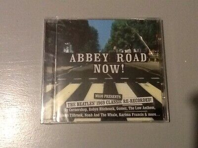 Mojo CD - Abbey Road Now - Beatles 1969 classic re-recorded - brand new