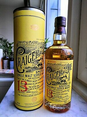 Whisky Craigellachie 13 years old 70cl
