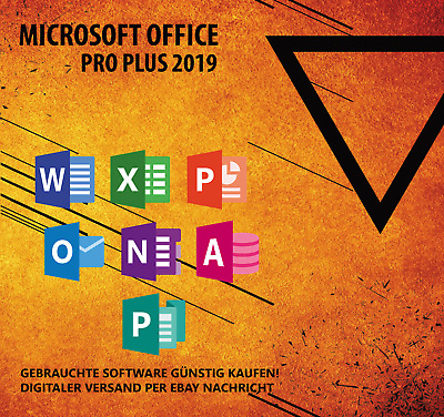 Microsoft Office 2019 Professional Plus / MS Office Pro Plus Vollversion