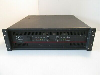 QSC EX4000 Dual Monaural Amplifier Tested *Local Pickup Only*