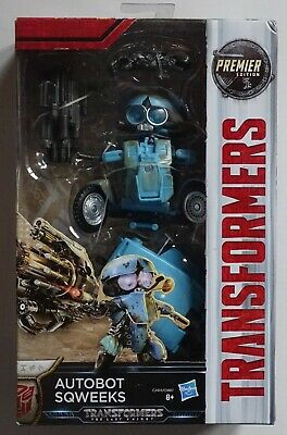 HASBRO® C2403 Transformers THE LAST KNIGHT Deluxe Class Autobot Sqweeks