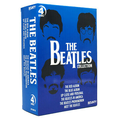The Beatles Collection CD The New and Box Set CD