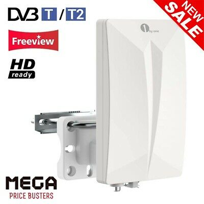 Digital TV Aerial Element HD Freeview Outdoor/loft Ariel arial Antenna Signals