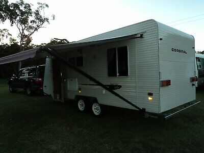 2009 COROMAL,FAMILY VAN,SHOWER N TOILET,BUNKS,616 SERIES,20ft  6 BIRTH
