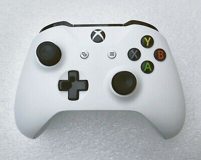 Microsoft Xbox One (TF5-00001) Gamepad - White **USED**