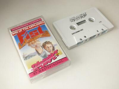 Commodore C16 ~ Way of the Exploding Fist by Ricochet ~ SCC