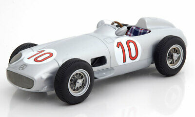 1:18 iScale Mercedes W196 Winner GP Belgium World Champion 1955 Fangio