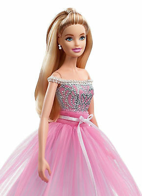 New Signature Series Barbie Birthday Wishes Collector