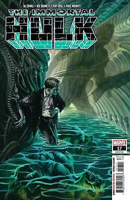 Immortal Hulk #17 - Bagged & Boarded