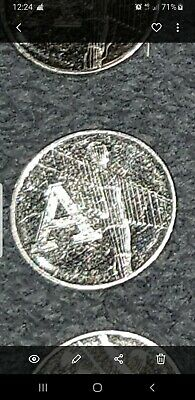 NEW A-Z 2018 ALPHABET 10p COIN HUNT- LETTER A - Angel of North  UNCIRCULATED