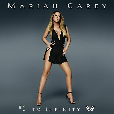 Mariah Carey - #1 To Infinity - NEW CD - Greatest Hits / Very Best Of Collection