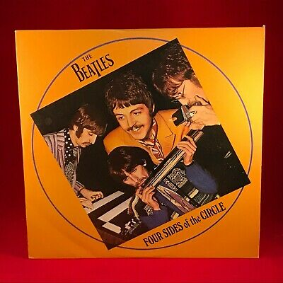 THE BEATLES  Four Sides Of The Circle 1981 Turkish  vinyl LP EXCELLENT CONDITION