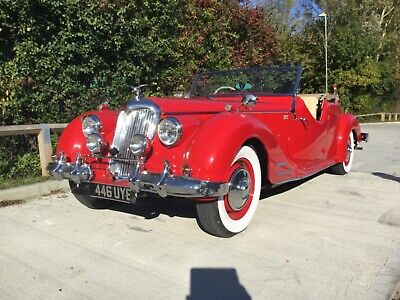 Riley RMC Roadster 1950