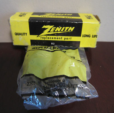 Box Of 6 Zenith 100-703-01 Replacement Part Bulb Lamp