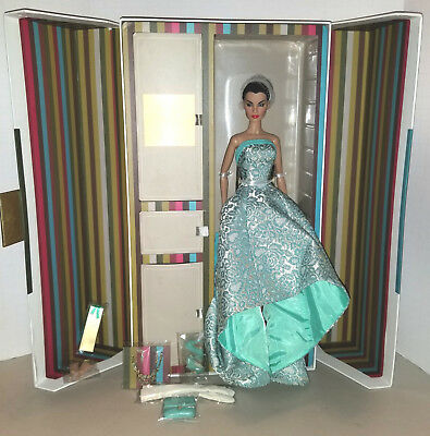 Fashion Royalty Integrity E 59th St Turquoise Sparkler Evelyn Weaverton gift set