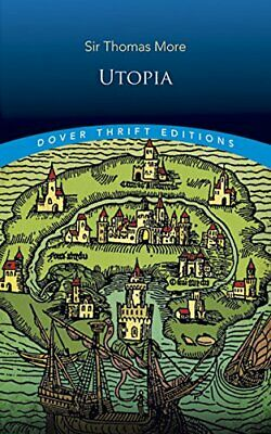 NEW - Utopia (Dover Thrift Editions) by Thomas More
