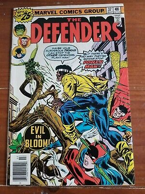 The Defenders #37 VF