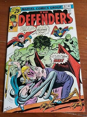 The Defenders #35 VF+