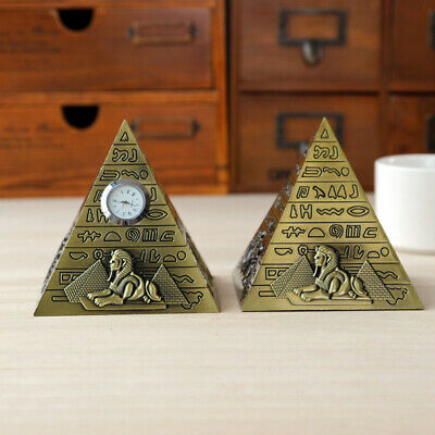 Home Decoration statue Egyptian pyramid  For Office Living Room