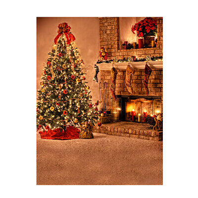 Andoer 1.5 * 2m Photography Background Backdrop Digital Printing Christmas U6T0