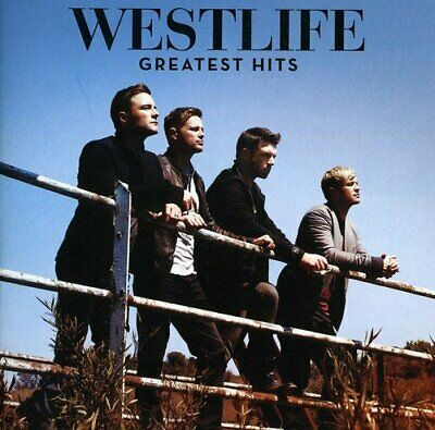 Westlife ~ Greatest Hits ~ NEW CD (sealed)  Very Best Of