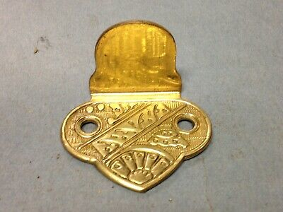 Antique Vintage Brass Window Lift Pull Part