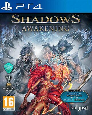 Shadows Awakening (PS4) BRAND NEW AND SEALED - IN STOCK - QUICK DISPATCH