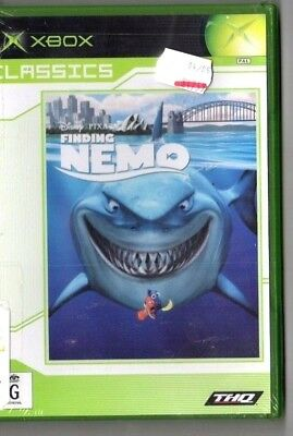 XBOX. Finding Nemo  New PAL.
