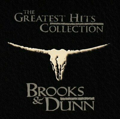Brooks And Dunn - The Greatest Hits Collection - NEW CD (sealed)    Very Best Of