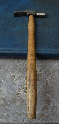 Vintage Tactile Jewellers Forming Hammer Silver Smith Chasing Metal