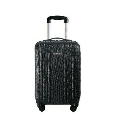 Champs Sky Collection Carry on Luggage Black