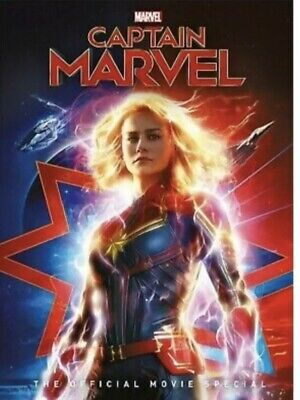 Captain Marvel [DVD][2019] NEW* Action, Sci-Fi* PRE-SALE SHIPS ON 06/11/19