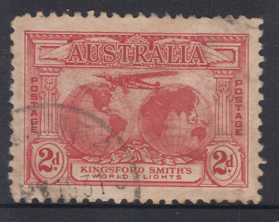 AUSTRALIA 1931 2d Kingsford Smith Very Fine Used
