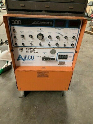 Airco 300 AC/DC Square Wave Welder