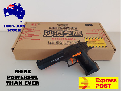 Rx Toy Desert Eagle Water Gel Blaster Mag Fed 100% Aus Stock