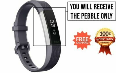 NEW Fitbit Alta Hr Heart Rate Fitness Wristband (Pebble only) Free Shipping*