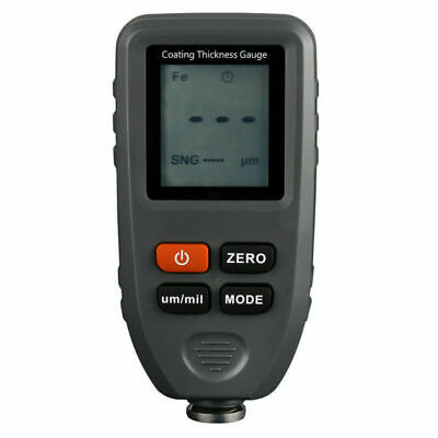 TC100 Digital Coating Paint Thickness Meter Tester Gauge Measurement Meter