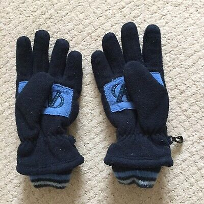 Next Boys Blue Gloves, Age 7-10 years