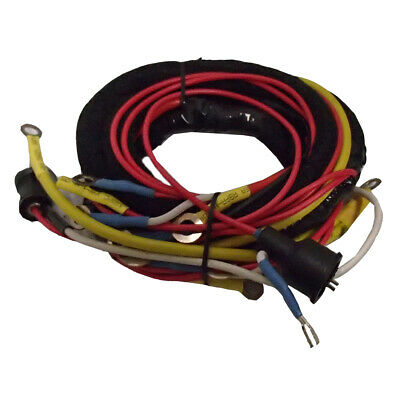 Heavy Equipment Parts & Accessories WIRING HARNESS FORD ... on