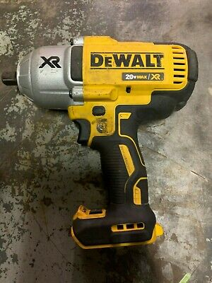 """DEWALT DCF899B 20v MAX XR Brushless High Torque 1/2"""" Impact Wrench with Detent A"""