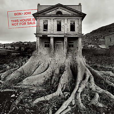 Bon Jovi This House Is Not for Sale CD NEW